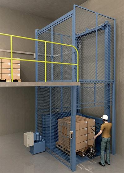 21 Series Vertical Lift
