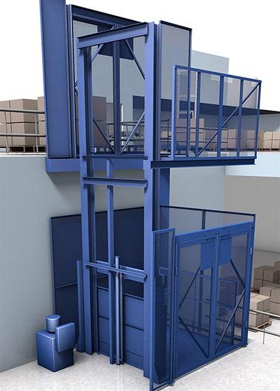 D Series Hydraulic Lift