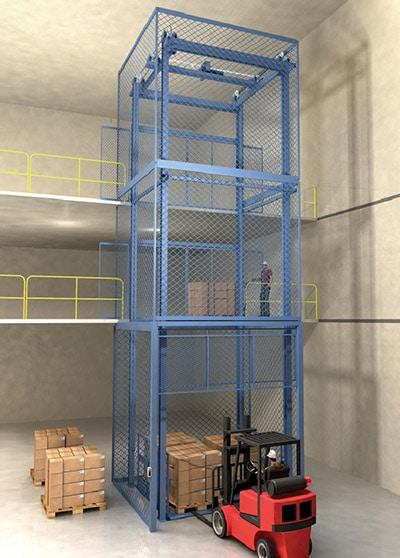 F Series Vertical Lift
